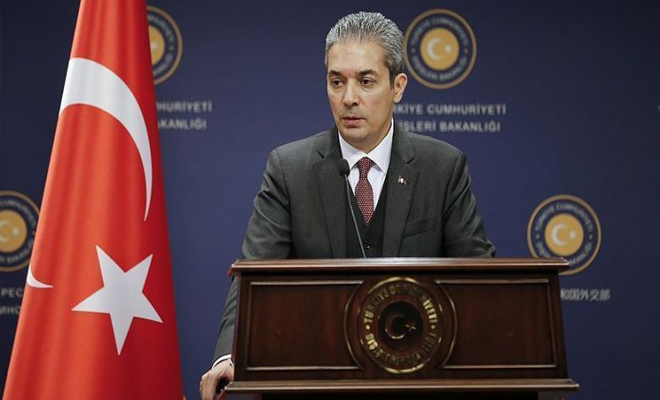 تركيا تدين هجمات الأسد والميليشيات المساندة له على مدينة درعا