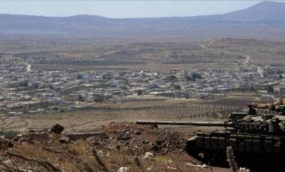 تفاصيل اللقاء الروسي_الأميركي_الأردني بشأن الجنوب السوري