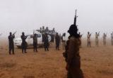 تنظيم داعش يواصل هجماته على عصابات الأسد في البادية