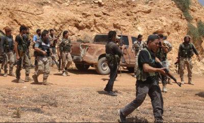 جرحى و قتلى بهجوم فاشل لعصابات الأسد على جبهات ريف حلب الجنوبي