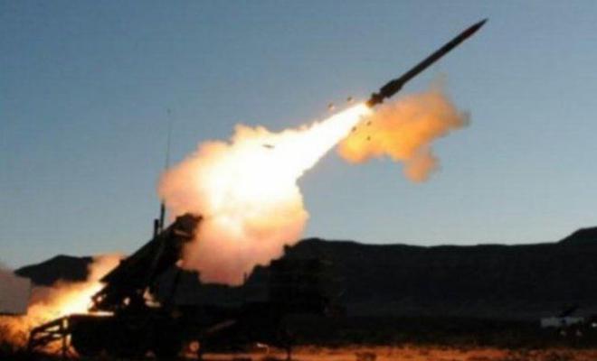 جيش الاحتلال الإسرائيلي يطلق صاروخ باتريوت باتجاه طائرة مسيرة إقتربت من أجواء الأراضي المُحتلة