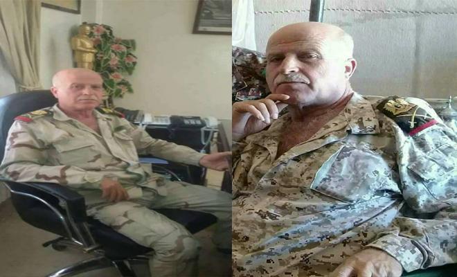 حزب الله الإرهابي متهم بمقتل قائد الفرق 11 مدرعات