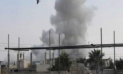 شهداء وجرحى بتصعيد غير مسبوق من عصابات الأسد على ريف درعا