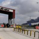 طيران الغُزاة الروس يستهدف معبر نصيب ويوقع مجازر بريف درعا الشرقي
