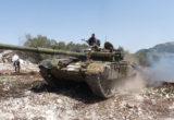 عصابات الأسد تستقدم تعزيزات عسكرية كبيرة إلى ريف السويداء