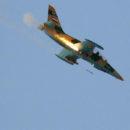 فصائل الثوار يتمكنون من إصابة طائرة ميغ في سماء درعا