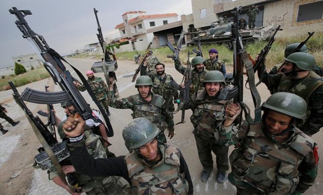 قاعدة حميميم الروسية تتبرأ وتنتقد الإنفلات الأمني لشبيحة حلب