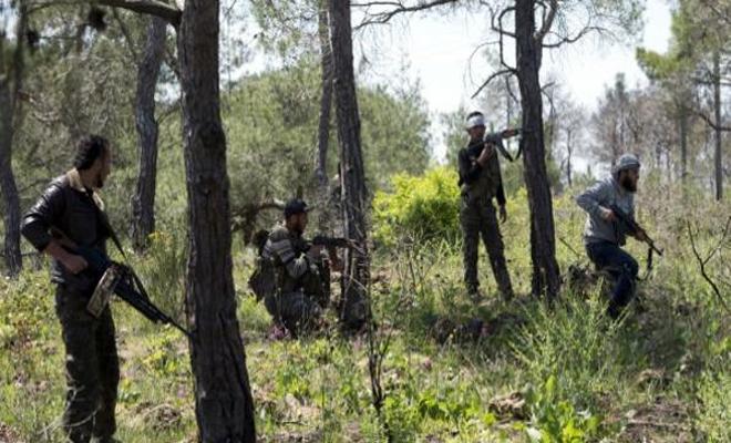 قتلى وجرحى لعصابات الأسد باشتباكات مع الثوار شمال اللاذقية