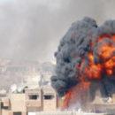 مجازر طائرات الغُزاة الروس و الإجرام الأسدي مستمرة في ريف درعا