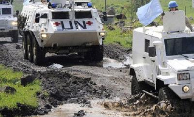 مجلس الأمن يطلب وقف القتال على حدود إسرائيل وليس وقف مجازر درعا