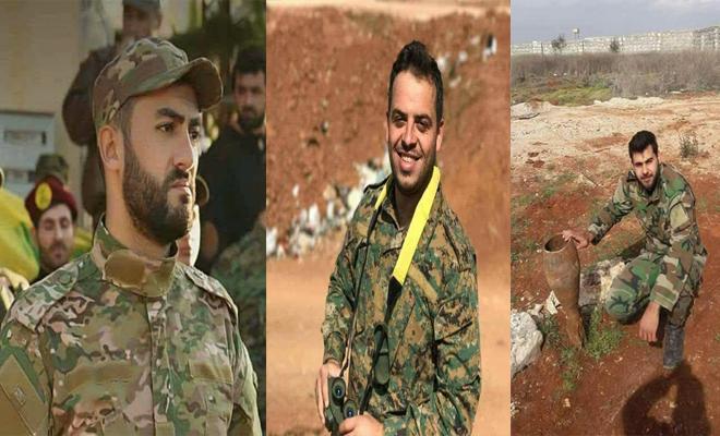 هجوم لتنظيم داعش شرق دير الزور خلّف قتلى لعصابات الأسد وحزب الله الإرهابي