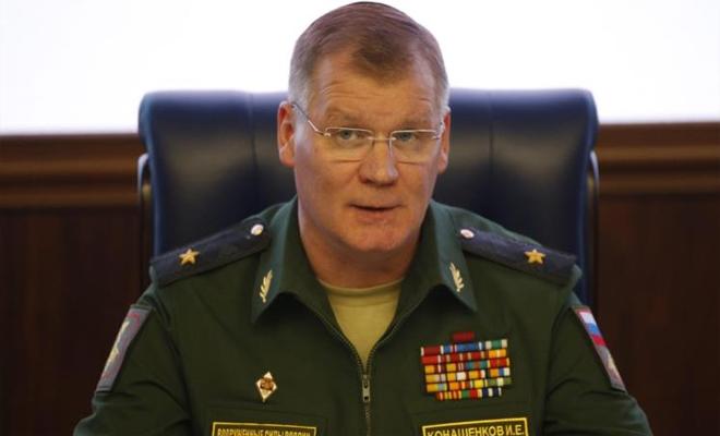 وزارة دفاع الغُزاة الروس تحذر من استفزاز كيميائي في دير الزور