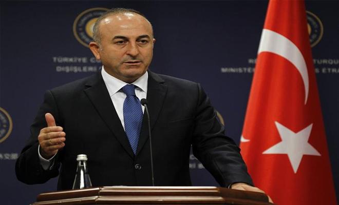 وزير الخارجية التركي سنطبق خارطة طريق منبج ويتوعد بدخول الرقة و عين العرب