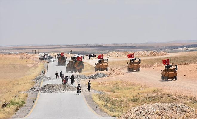 الأناضول : الجيش التركي يسير الدورية الـ 22 في منطقة منبج السورية