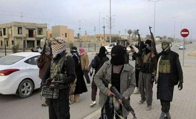 تنظيم داعش يحكم السيطرة على بلدة حيط غربي درعا