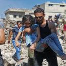 طائرات الغُزاة الروس ترتكب مجزرة في ريف درعا الشرقي