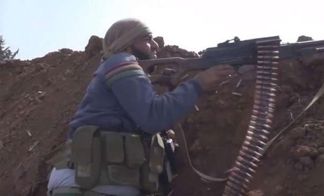 عدة قرى في ريف درعا الغربي تحت سيطرة تنظيم داعش