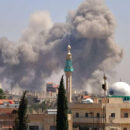 عشرات الشهداء والجرحى بهجمة شرسة لعصابات الأسد الإرهابية والغُزاة الروس على نوى