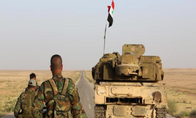 عصابات الأسد تسيطر على قرى جديدة في ريف درعا