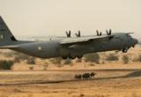 فقدان طائرة بريطانية تقل عناصر من القوات الخاصة بعد تنفيذهم عملية سرية في سوريا