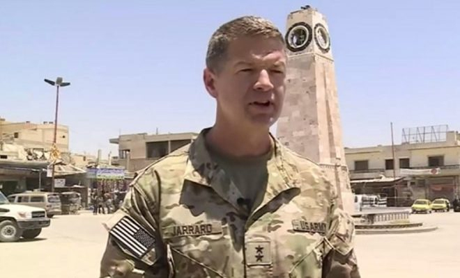 قائد العمليات الخاصة في التحالف الدولي يحذر من دور إيران الداعم للإرهاب في سوريا