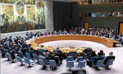 مجلس الأمن يعقد جلسة طارئة لمناقشة الوضع الأنساني في درعا