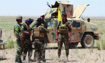 مساعدات عسكرية أمريكية تصل لميليشيا قسد في الحسكة