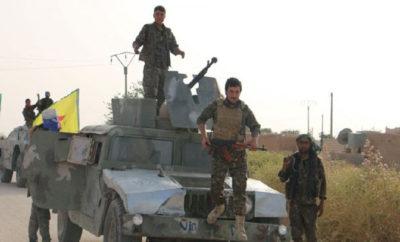 ميليشيا قسد تتقدم على حساب داعش جنوب الحسكة