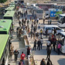وصول الدفعة الأولى من مهجري القنيطرة إلى الشمال السوري