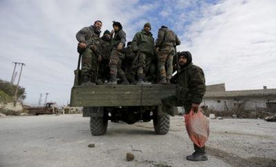 وكعادته بالغدر...نظام الأسد يخرق إتفاق التهجير ويسوق الشبان للتجنيد في ريف حمص