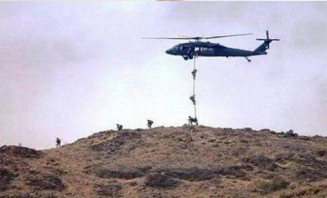 التحالف الدولي يلقي القبض على قيادي من داعش في الرقة