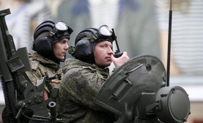 الشرطة العسكرية التابعة للغُزاة الروس تنتشر في المنطقة العازلة في الجولان