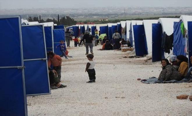 انتشار الأوبئة والأمراض في مخيمات بريف حلب وميليشيا بي واي دي تمنع خروجهم للعلاج