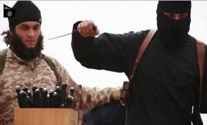 تنظيم داعش يعدم أربعة مدنيين ذبحاً بالسكاكين في ريف دير الزور