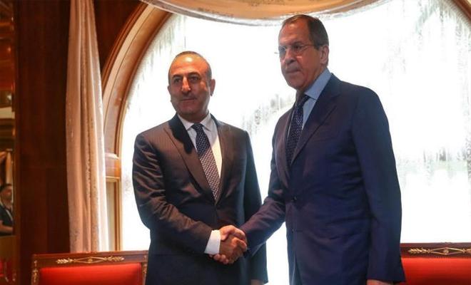 جاويش أوغلو : تركيا لن تسمح بارتكاب مجازر في إدلب بحجة وجود إرهابيين