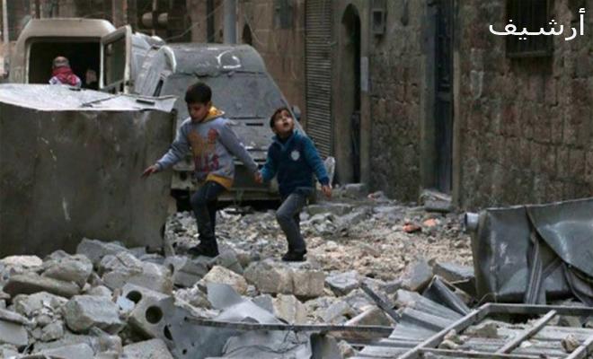عصابات الأسد الإرهابية تستهدف المدنيين وتوقع شهداء وجرحى من المدنيين في ريف إدلب