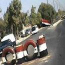 مجهولون يطلقون النار على حاجز لعصابات الأسد الإرهابية في درعا
