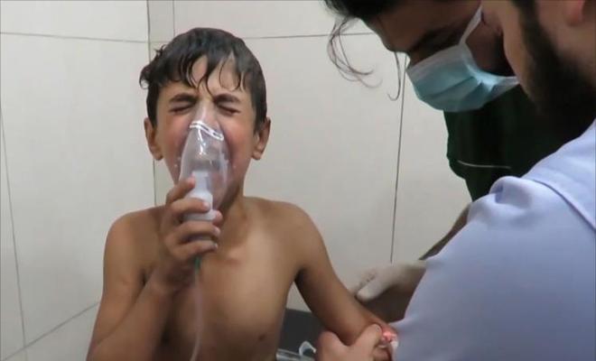 مزاعم روسية تمهيداً لقصف إدلب بالكيماوي