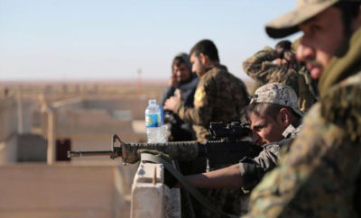 ميليشيا قسد تنفي التنسيق أو مشاركة عصابات الأسد بأيّ عمليات عسكرية في إدلب