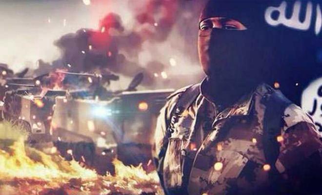 هجوم عنيف لداعش على مواقع لعصابات الأسد الإرهابية في ريف دير الزور