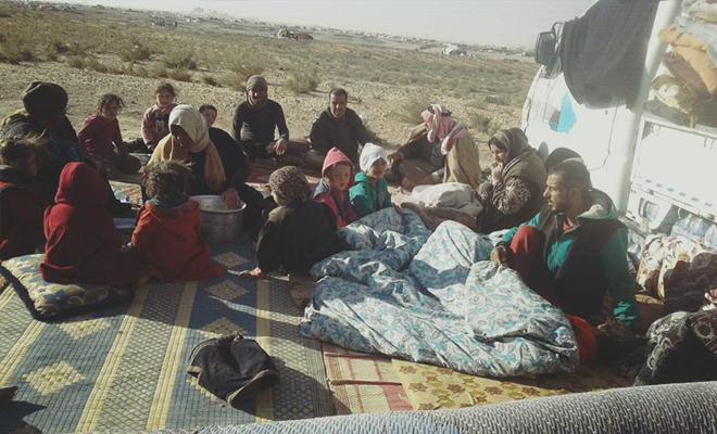 الأُمم المتحدة: الحملة العسكريّة ضد تنظيم داعش هجّرت 30 ألف شخص في دير الزور