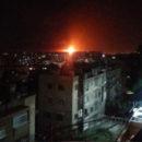 الإحتلال الإسرائيلي يقصف مواقع عسكرية في دمشق وعصابات الأسد الإرهابية تنفي