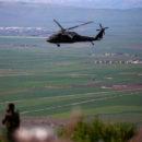 التحالف الدولي يجري تدريبات عسكرية في منطقة التنف