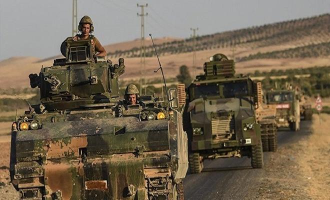 تعزيزات عسكرية تركية جديدة لدعم الوحدات المتمركزة على الحدود مع سوريا