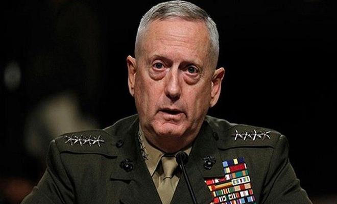 جيمس ماتيس : سنبقى في سوريا حتى بعد انتهاء الحرب على داعش