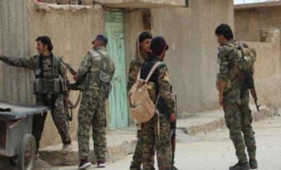عملية تصفية لأحد قيادات ميليشيا قسد الكردية الإرهابية في مشفى الحسكة الوطني