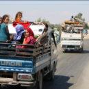عودة 50 ألف نازح إلى إدلب بعد توقيع الإتفاق التركي الروسي