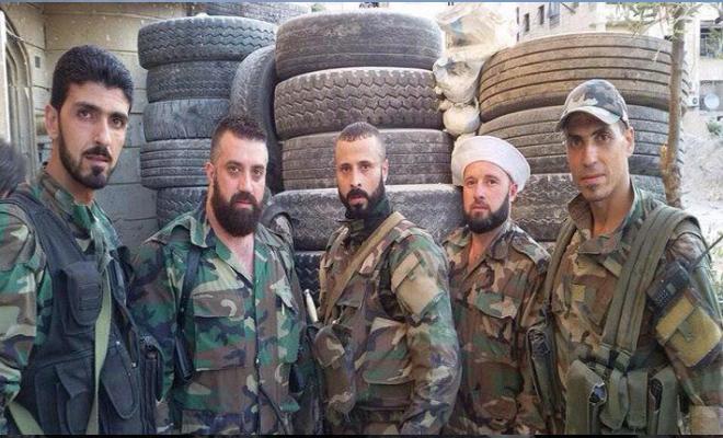قتلى وجرحى لميليشيا لواء القدس باشتباكات مع داعش في ريف حمص