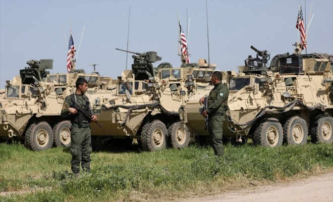 قيادي كردي: قوات التحالف شرق الفرات مؤقتة وغير دائمة وقد تنسحب في أي وقت