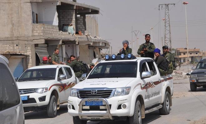 ميليشيا الأسايش تشنّ حملة اعتقالات وسط حالة استنفار أمني في الرقة